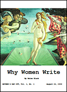 Why Women Write